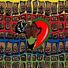 I Am Wakanda by Bonnie Sandy