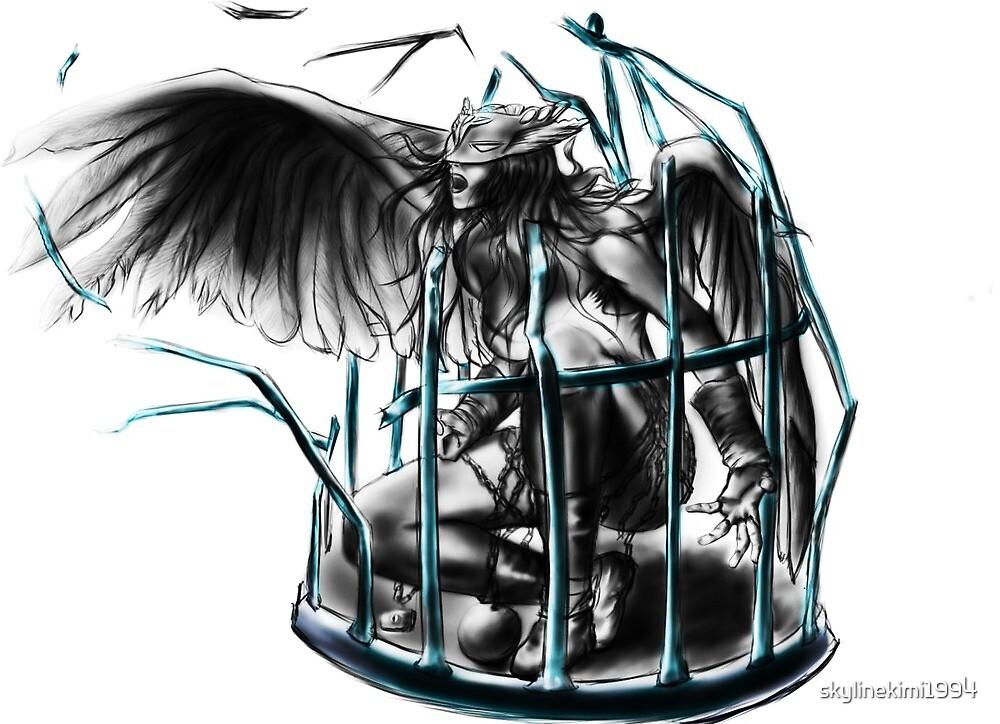 Break Free by skylinekimi1994