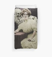 Victorian Zombie Duvet Cover
