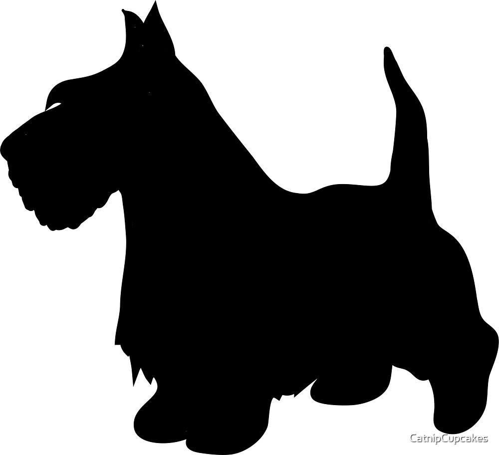Scotty dog  by CatnipCupcakes
