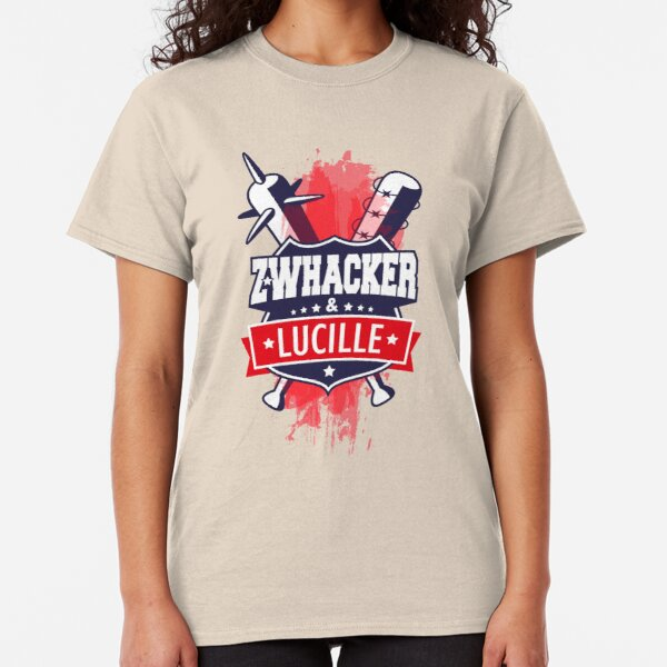 Z-Whacker & Lucille Camiseta clásica