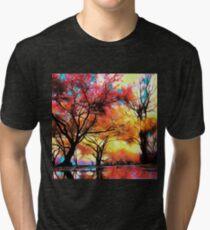 Garden of Eden  Tri-blend T-Shirt