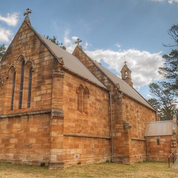 St Francis Xavier, Berrima by Michaelm43