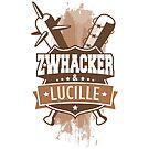 «Z-Whacker & Lucille. Sepia» de medibu