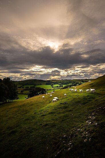 Bedtime in the Peak District by chrisjdalton