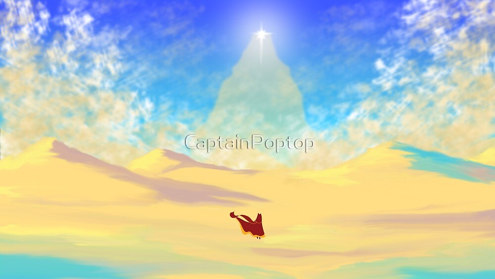 Journey- I was born for this by CaptainPoptop