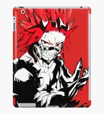 red riot iPad Case/Skin