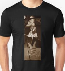 Sally The Nightmare Before Christmas Tightrope Girl Sepia T-Shirt