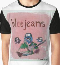 Blue Jeans Graphic T-Shirt