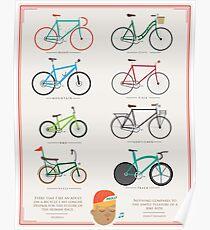 Bicycle Season Poster