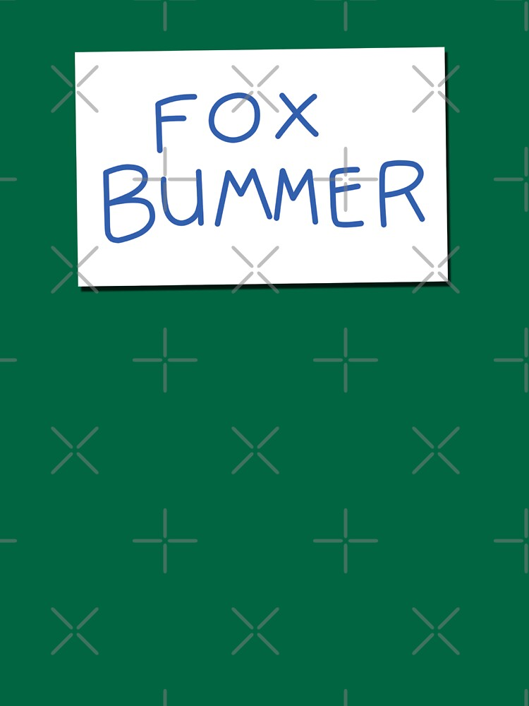 Fox Bummer by PonchTheOwl
