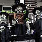 Salem Witches - let's do dark magic! by Poete100