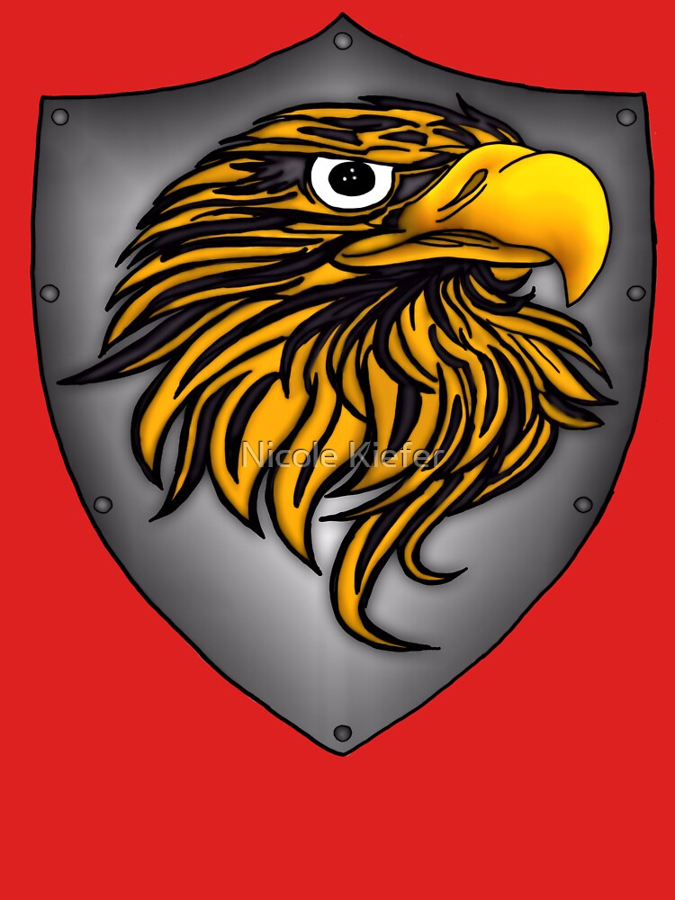 Eagle Shield by NicoleK-design