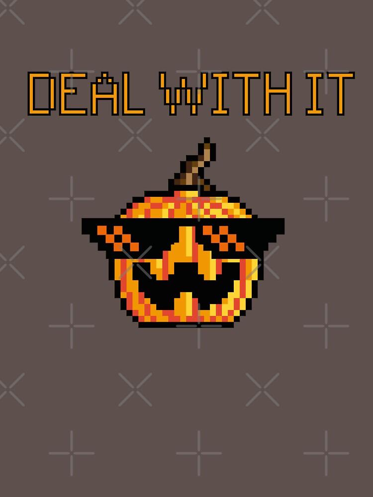 The Pixel Pumpkin by AHobbyAJob