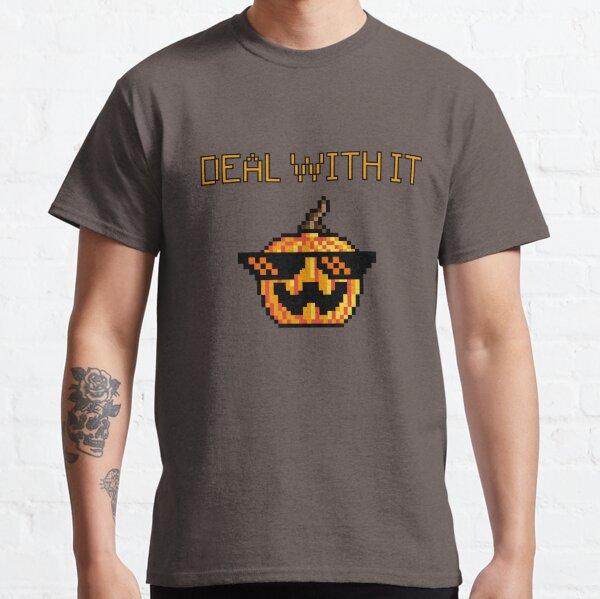 The Pixel Pumpkin Classic T-Shirt