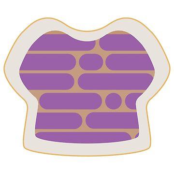 Sandwich - Peanut Butter by CerealKitten