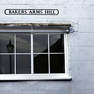 Bakers Arms Hill by Vicki Isted