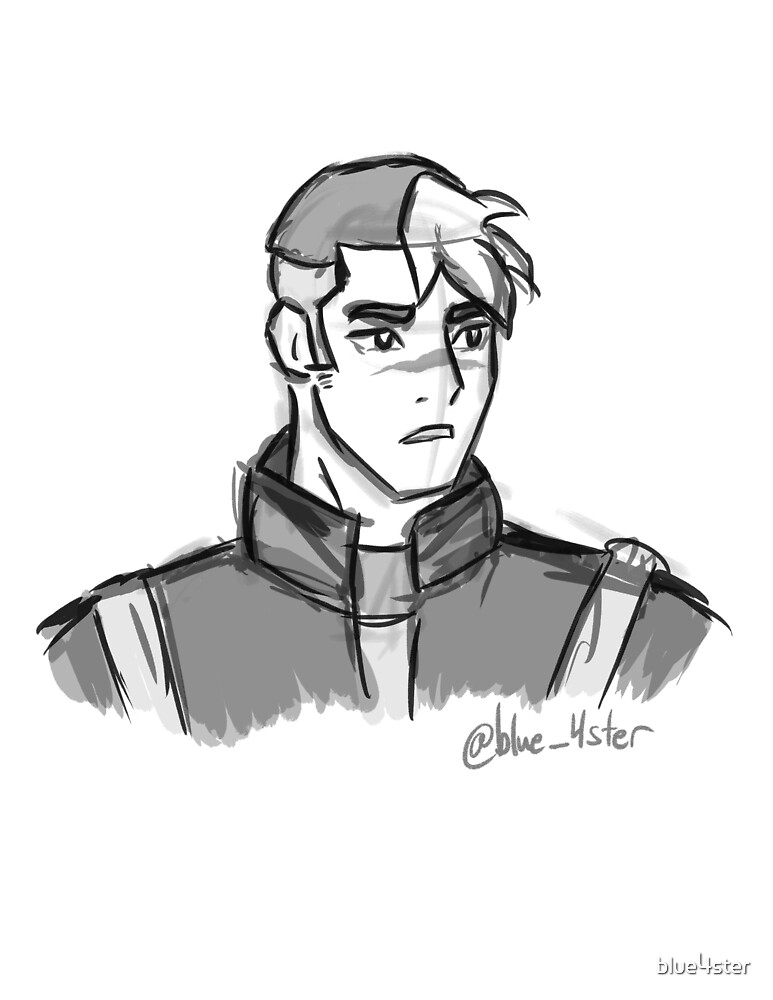 Shiro Sketch by blue4ster