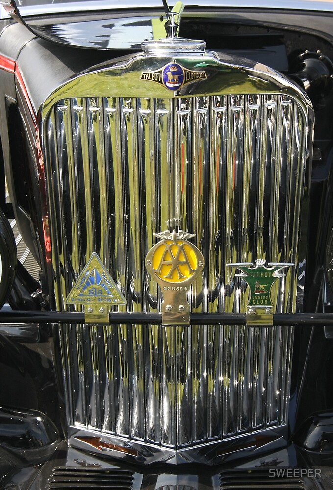 Concours vintage Talbot  by SWEEPER