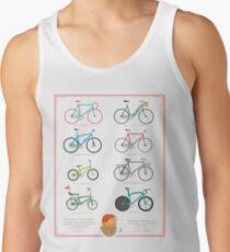 Bicycle Season Tank Top