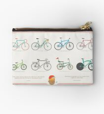 Bicycle Season Studio Pouch
