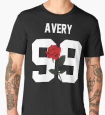 Jack Avery - Rose Men's Premium T-Shirt