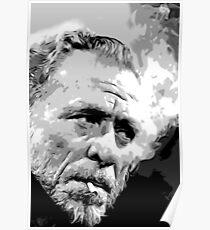 Pick up my book I read Bukowski! Poster