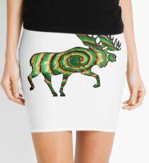 Trippy Haze Mini Skirt