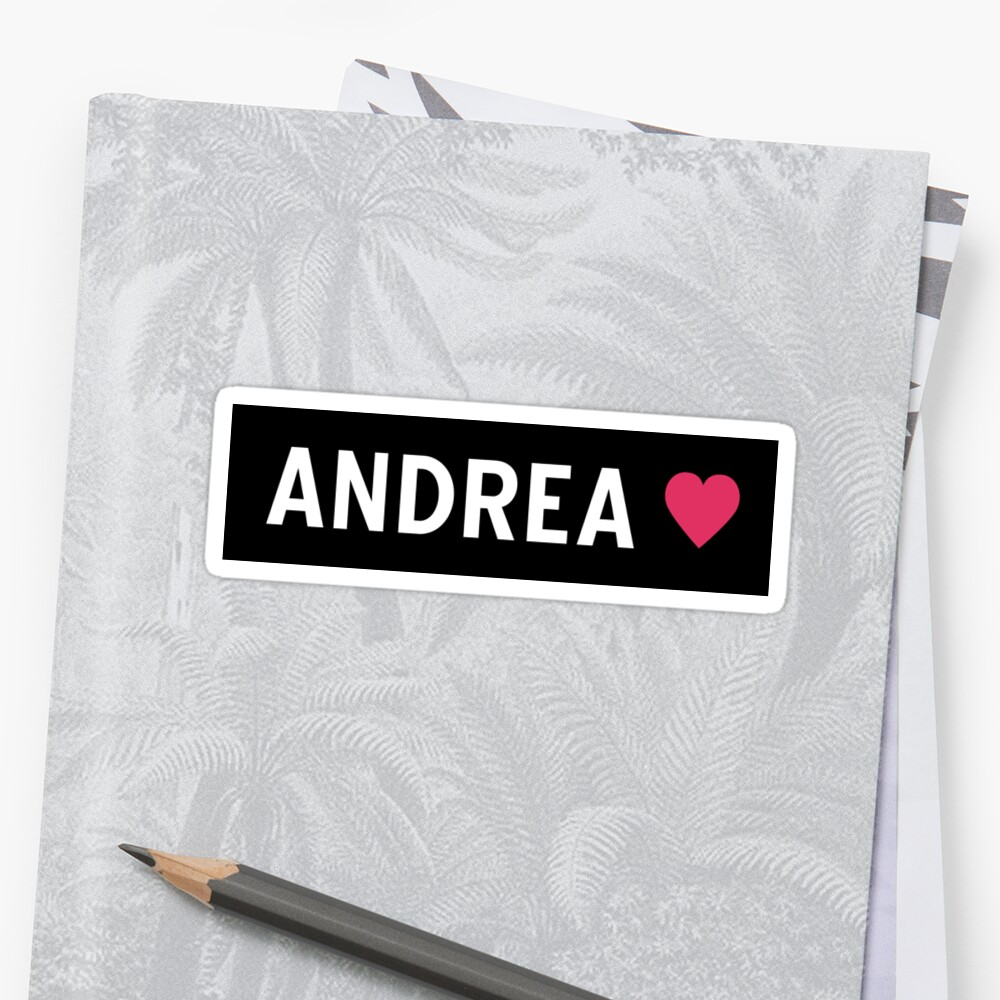 Andrea by love2