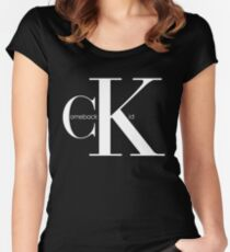 Kasabian - Comeback Kid T-shirt Women's Fitted Scoop T-Shirt