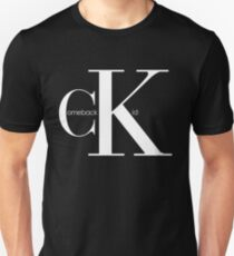 Kasabian - Comeback Kid T-shirt T-Shirt