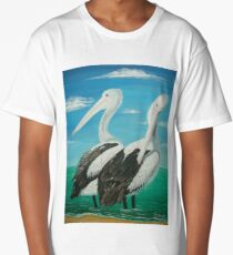 Pelicans Long T-Shirt