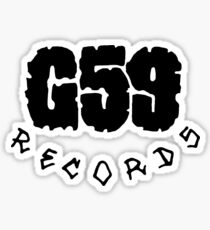 G*59 Black ( $UICIDEBOY$ ) Sticker