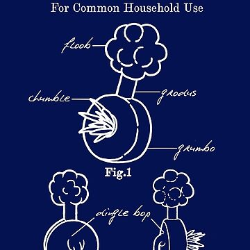 Plumbus Blueprint by dystopic