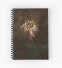 Rust 'n Roses #20 Spiral Notebook