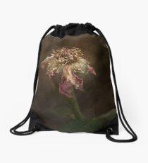 Rust 'n Roses #20 Drawstring Bag