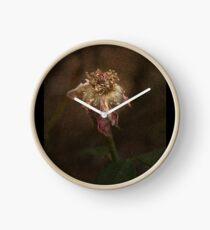 Rust 'n Roses #20 Clock