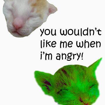 Kitty Hulk by RatRace