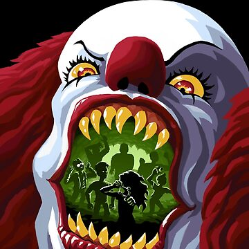Hungry Clown by shirtypants