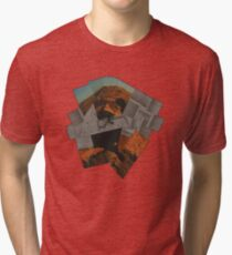 The Void 4 - collage Tri-blend T-Shirt