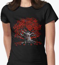Winterfell Weirwood Women's Fitted T-Shirt