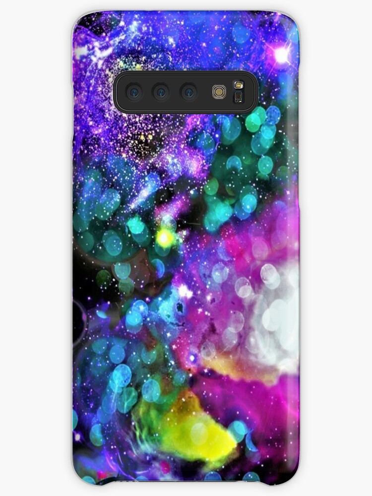 Lady Glitter Sparkles Case Skin For Samsung Galaxy By Artandsoul38 Redbubble