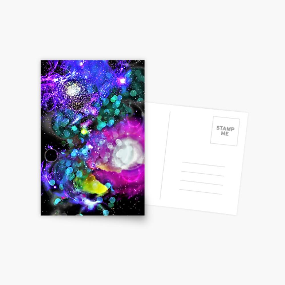 Lady Glitter Sparkles Postcard By Artandsoul38 Redbubble