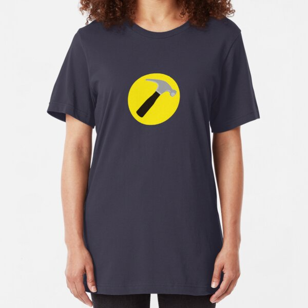 Captain Hammer Slim Fit T-Shirt