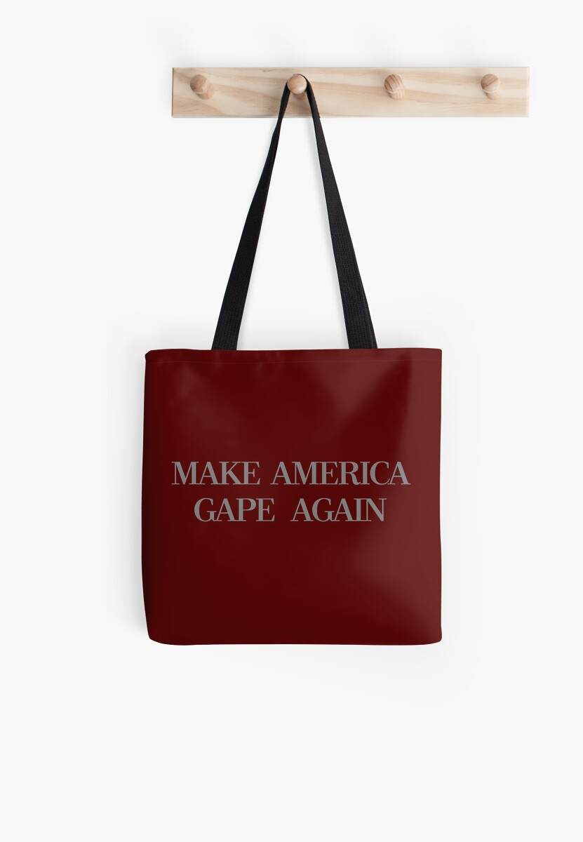 make america gape again