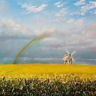 Chesterton Windmill by Joe Trodden