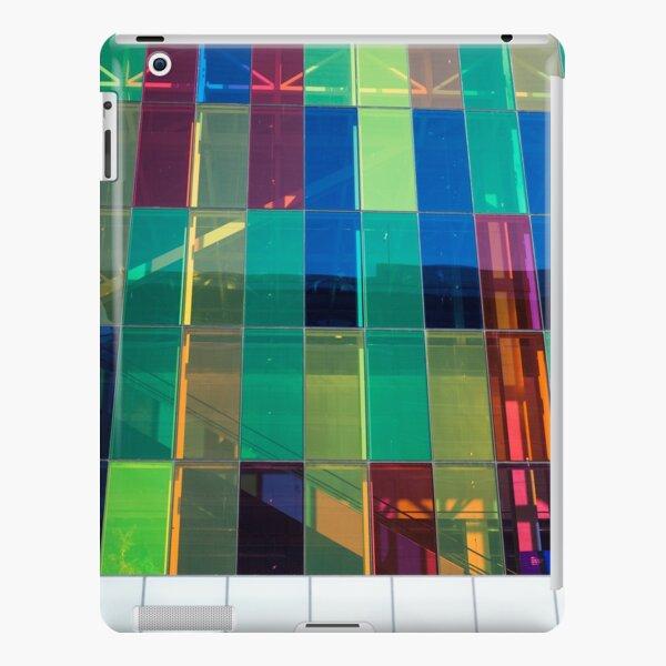 Rectangular Rainbow iPad Snap Case