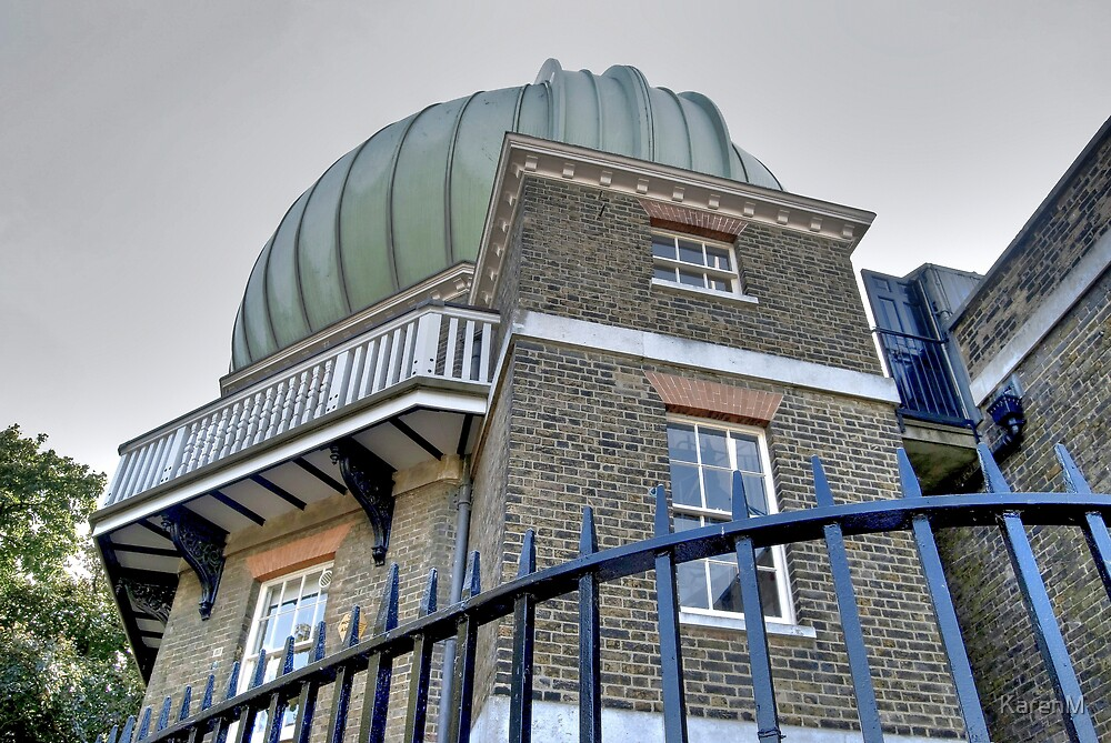 Greenwich Observatory by KarenM