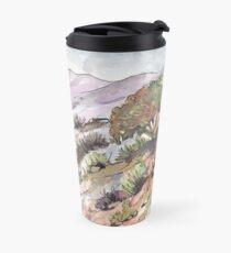Winter in Kromdraai Travel Mug