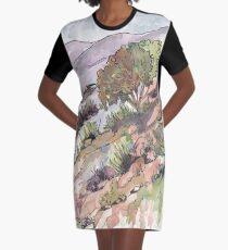 Winter in Kromdraai Graphic T-Shirt Dress
